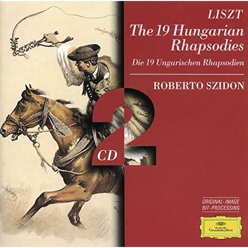 Liszt: Hungarian Rhapsodies (2 CD's)