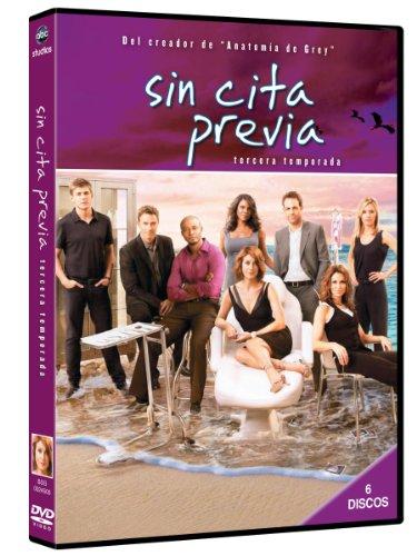 Sin cita previa (3ª temporada) [DVD]