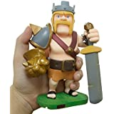 New COC Clash of Clans Game Barbarian King 6' Toy Figure New in Box by SOYOO