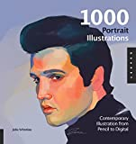 1,000 Portrait Illustrations