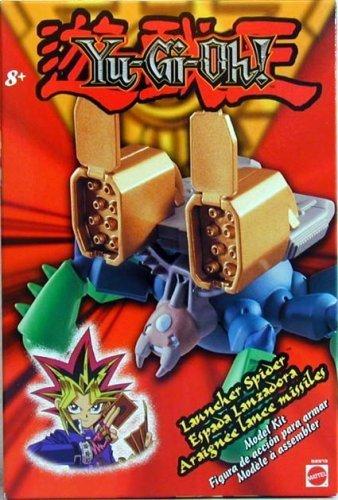 YuGiOh Model Kit - Launcher Spider by Yu-Gi-Oh!