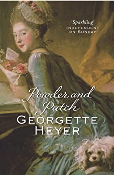 Powder And Patch by [Heyer, Georgette]