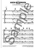 Santiano: Hoch Im Norden (Vocal Score)