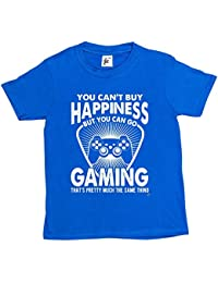 Fancy A Snuggle You Can't Buy Happiness But You Can Go Gaming Pretty Much Same Thing Kids Boys / Girls T-Shirt