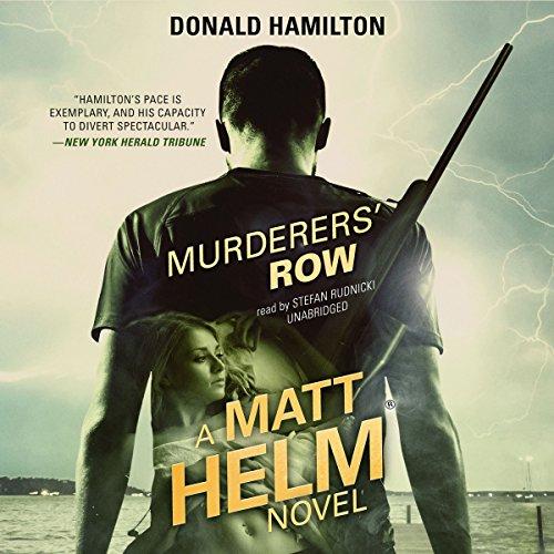 Murderers' Row  Audiolibri