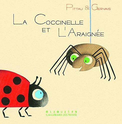 la-coccinelle-et-laraignee