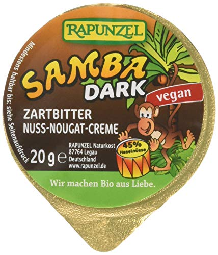 Rapunzel Samba Dark, 48er Pack (48 x 20 g)