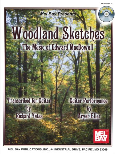 woodland-sketches-partitions-cd-pour-guitare-tablature-guitare