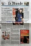 Telecharger Livres MONDE LE No 19675 du 27 04 2008 DES PATRONS DE SANS PAPIERS REPONDENT A N SARKOZY IRAN VICTOIRE ELECTORALE DES CONSERVATEURS FRANCE ET AFRIQUE LE DESAMOUR VU PAR NOS DEIPLOMATES LA CONJONCTURE SE DEGRADE EN EUROPE EN FRANCE LE CANDIDAT OBAMA FAIT BATTRE TOUS LES COEURS NEW YORK DES POLICIERS TUEURS ACQUITTES DEFENSE NOUVEAUX ENJEUX DE LA GUERRE LE GENERAL VINCENT DESPORTES CINEMA CITI FINANCE DES FILMS EN FRANCE ROCK PORTISHEAD (PDF,EPUB,MOBI) gratuits en Francaise
