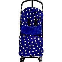 Snuggle saco/Cosy Toes Compatible con Maclaren Techno XT/Quest/XLR/volo azul Star