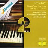 Mozart, W.A.: Piano Concertos Nos.20, 21, 25 & 27