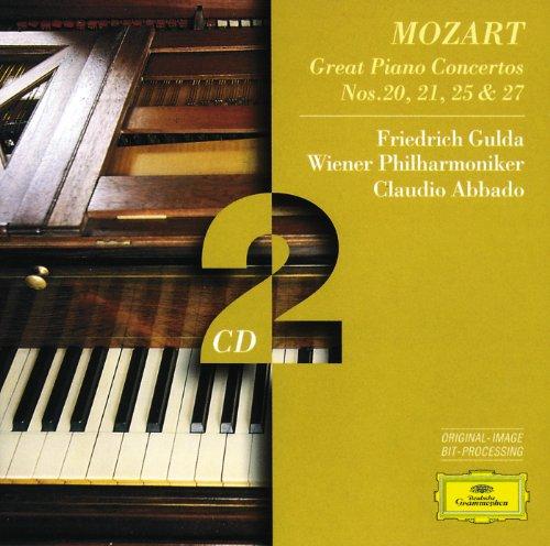 Mozart, W.A.: Piano Concertos ...