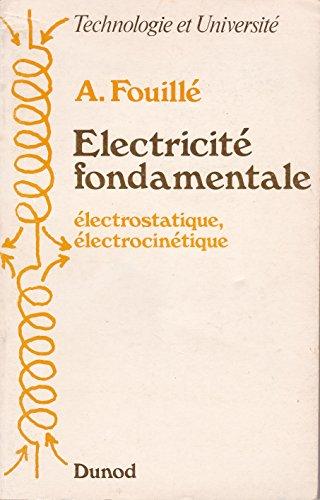 Électricité fondamentale