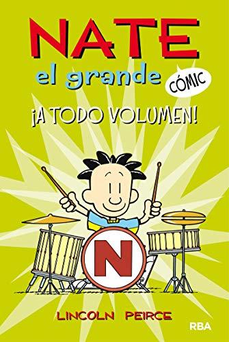 Nate el grande#2.!A todo volumen! (Nate el Grande Cómic) eBook ...