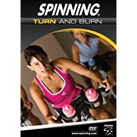 Spinning® Fitness DVD Turn And Burn - Bicicletas estáticas fitness (interior), color n/a, talla NA