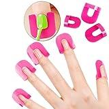 Nail Art Equipment Manicure Clip Polish Glue Anti-Overflow - Best Reviews Guide
