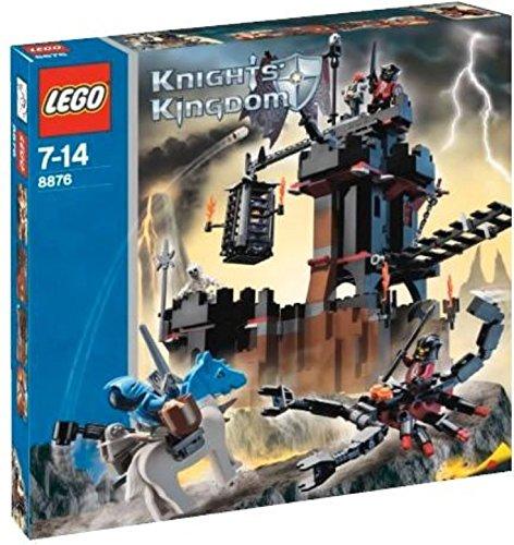 LEGO Knights Kingdom 8876