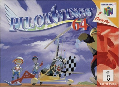 Pilotwings 64 - Nintendo 64 -US