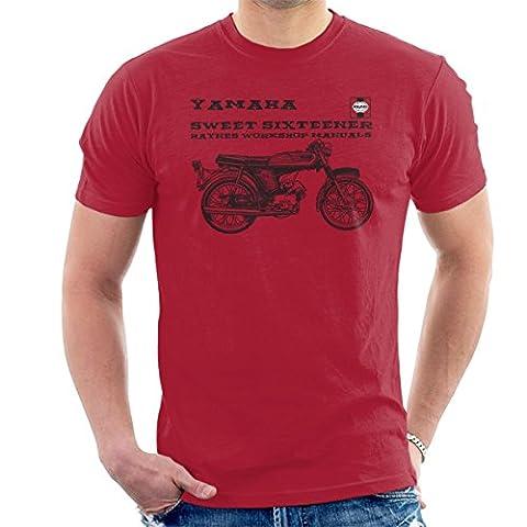 Haynes Owners Workshop Manual Yamaha Sixteener Special Men's