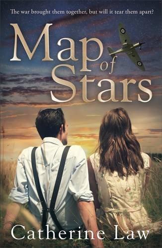 Zaffre Publishing Map of Stars: A heartbreaking Second World War love story