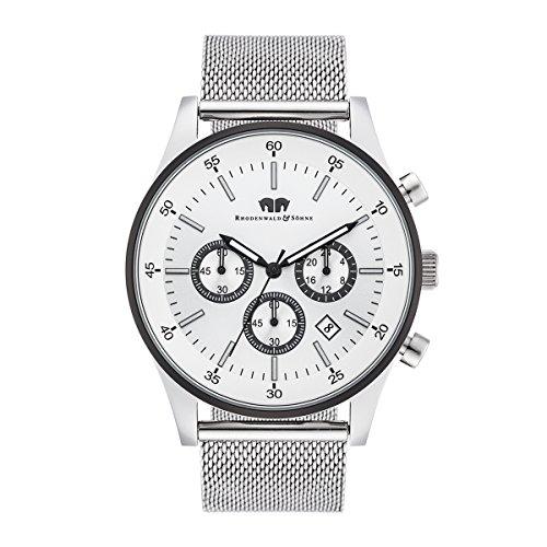 Rhodenwald & Söhne Goodwill Men's Watch Chronograph 10010158