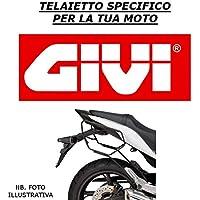 SR8704 ATTACCO PER BAULETTO MONOLOCK COMPATIBILE CON BENELLI LEONCINO 500 2017 2019 GIVI