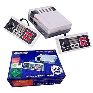 Classic Mini Consoles Dual-Controller-HDIM-Ausgang eingebaut 600 Retro Videospiel
