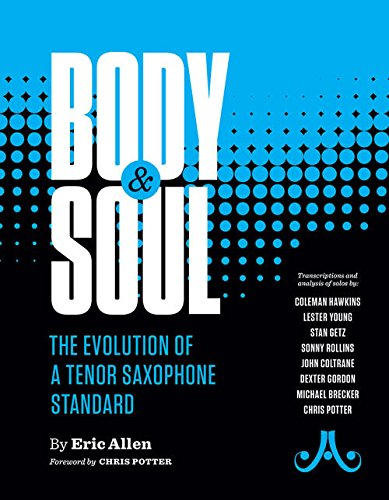 Body and Soul - Tenor Saxphone - Book