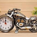 Motorrad Wecker Cool Persönlichkeitsalarm Zuhause Kinderschüler