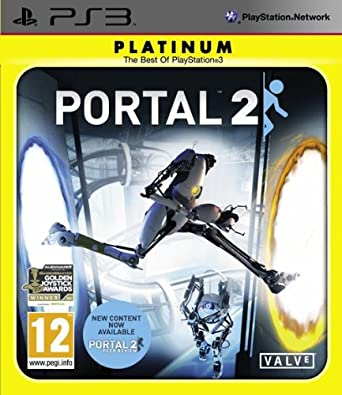 Portal Ps3 скачать торрент - фото 11