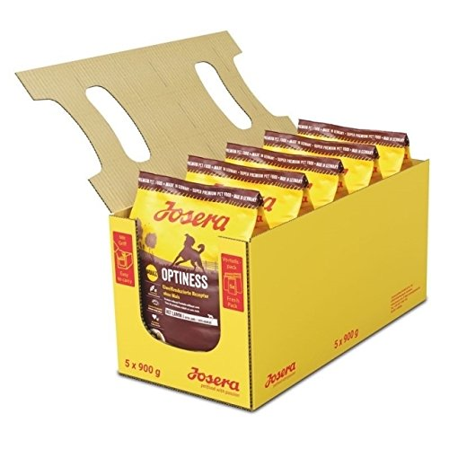 Josera Hundefutter Optiness, 1er Pack (1 x 4.5 kg)