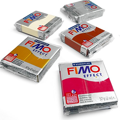 fimo-effect-polymer-oven-modelling-clay-57g-set-of-5-metallic-finish