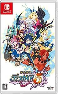 Makai Senki Disgaea 5 (Multi-Language) [Switch](Import Giapponese)