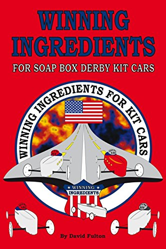 Winning Ingredients for Soap Box Derby Kit Cars