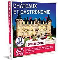 SMARTBOX - Coffret Cadeau - CHÂTEAUX ET GASTRONOMIE - 245 séjours partout en France : châteaux, manoirs, domaines et demeures prestigieuses 3* et 4*