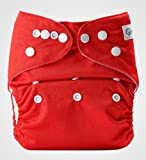 Bumberry Pocket Diaper PDS005 (Deep Red)...