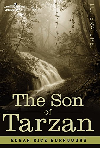 The Son of Tarzan Cover Image