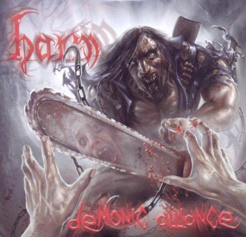 Harm: Demonic Alliance (Digi) (Audio CD)