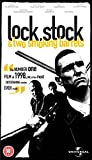 Lock, Stock and Two Smoking Barrels [VHS] [Import anglais]