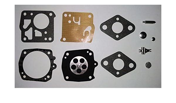 Nouveau Carburateur Kit De Réparation Convient Pour Wacker BS500 Tillotson RK-27HS HS 232 236 239 262