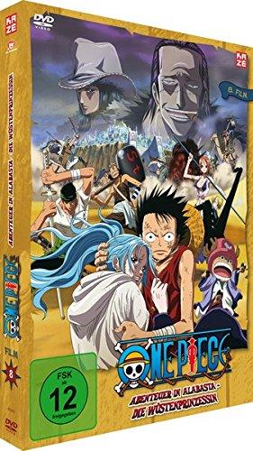 One Piece - 8. Film: Abenteuer in Alabasta, Die Wüstenprinzessin