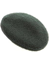 Earbags Fleece Ohrwärmer Mütze war gestern Standard Ohren Schützer, earbags fleece, Farbe dunkelgrün, Größe M