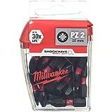 Milwaukee 4932 4308 64 - Juego de brocas, PZ2, 25 mm