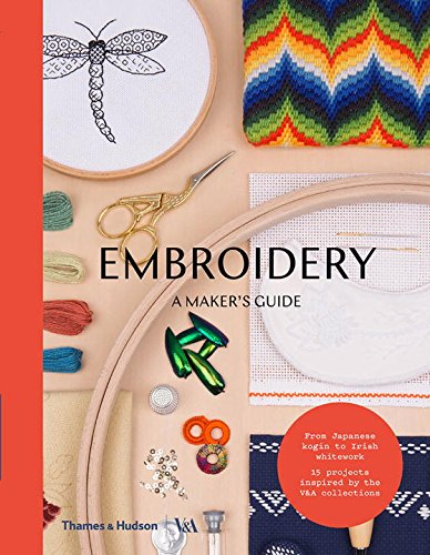 Embroidery Makers Victoria Albert Museum