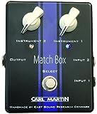 Carl Martin CMMB Pédale Switch guitare électrique