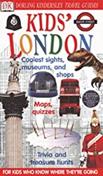 Kids' London (Dorling Kindersley Travel Guides) by Simon Adams (2000-05-01)