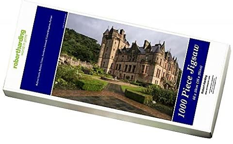 Photo Jigsaw Puzzle of Belfast Castle, Belfast, Ulster, Northern Ireland, United Kingdom, Europe