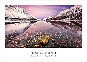 Poster d'Art Peaceful Eternity, 70 x 50 cm, papier 250g, photographie d'Alexis Dubois