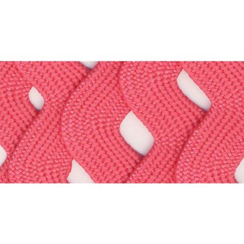 "Paradise Pink Jumbo Rick Rack 5/8"" 2-1/2 Yards 117-402-1373"