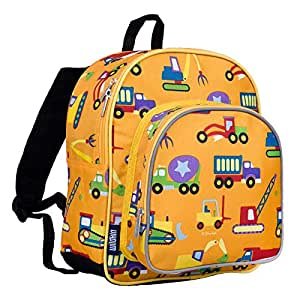 Wildkin Toddler Backpack-Construction, Polyester,